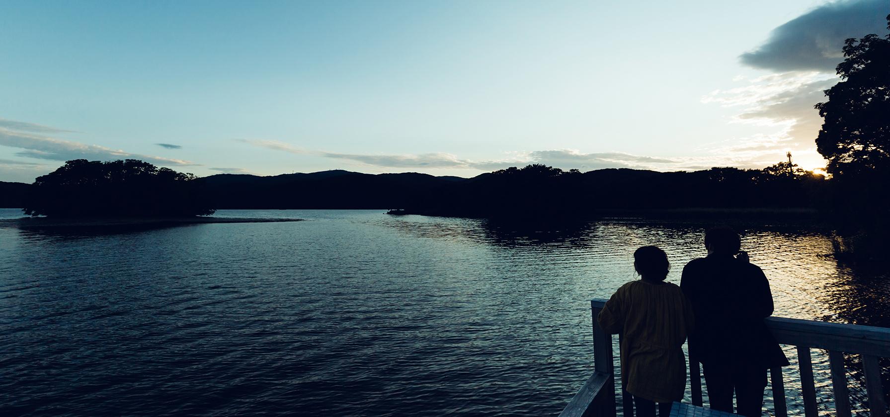 カップル二人でめぐる 函館・大沼グルメ旅
