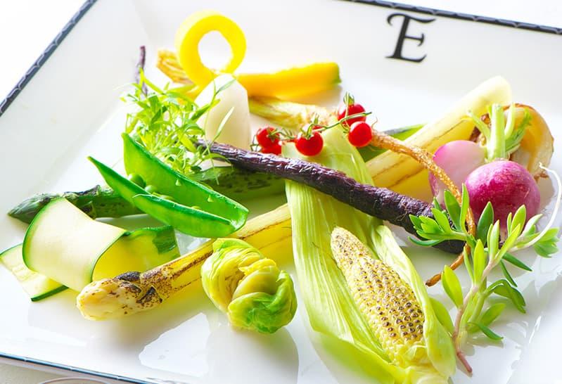 大沼50マイルスローフード × 旬の厳選食材